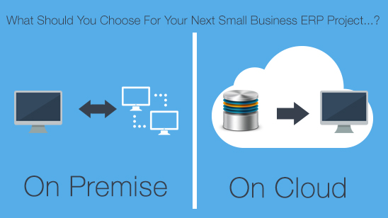 Is It The Cloud Or On Premise What Should You Choose For