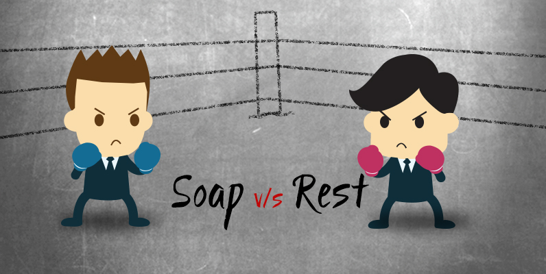 SOAP vs ReST API