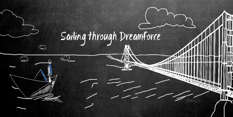 Avankia Apps, Dreamforce, DBSync, TargetRecruit