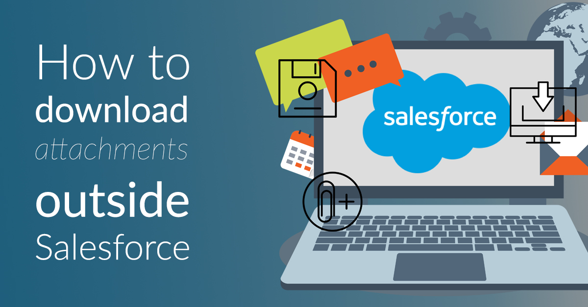 Download Salesforce attachments, iPaaS, integration