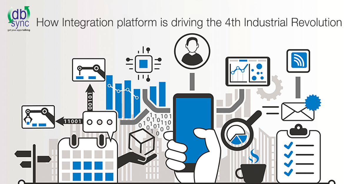 How Integation Platform driving 4th Industrial Revolution
