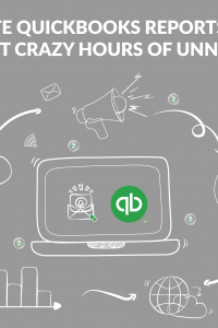 Automating Email Reports from QuickBooks