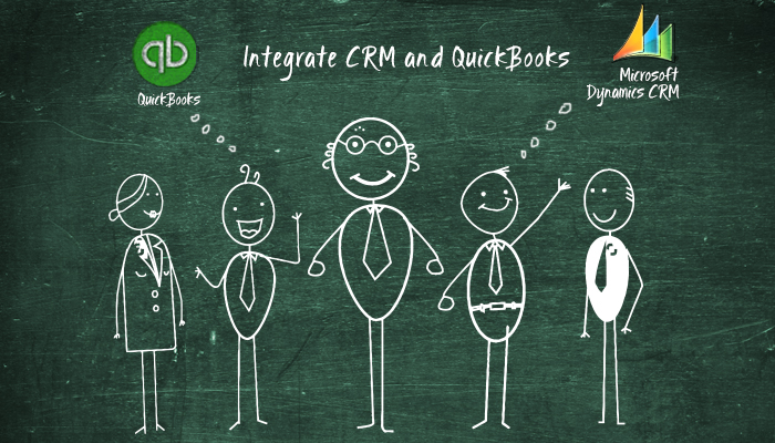 Integrate CRM and QuickBooks