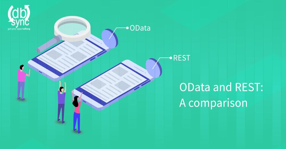 OData, REST APIs