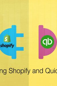 Shopify and QuickBooks Integration, Shopify integration, accounting integration, DBSync