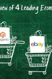 analysis of leading ecommerce platform, DBSync