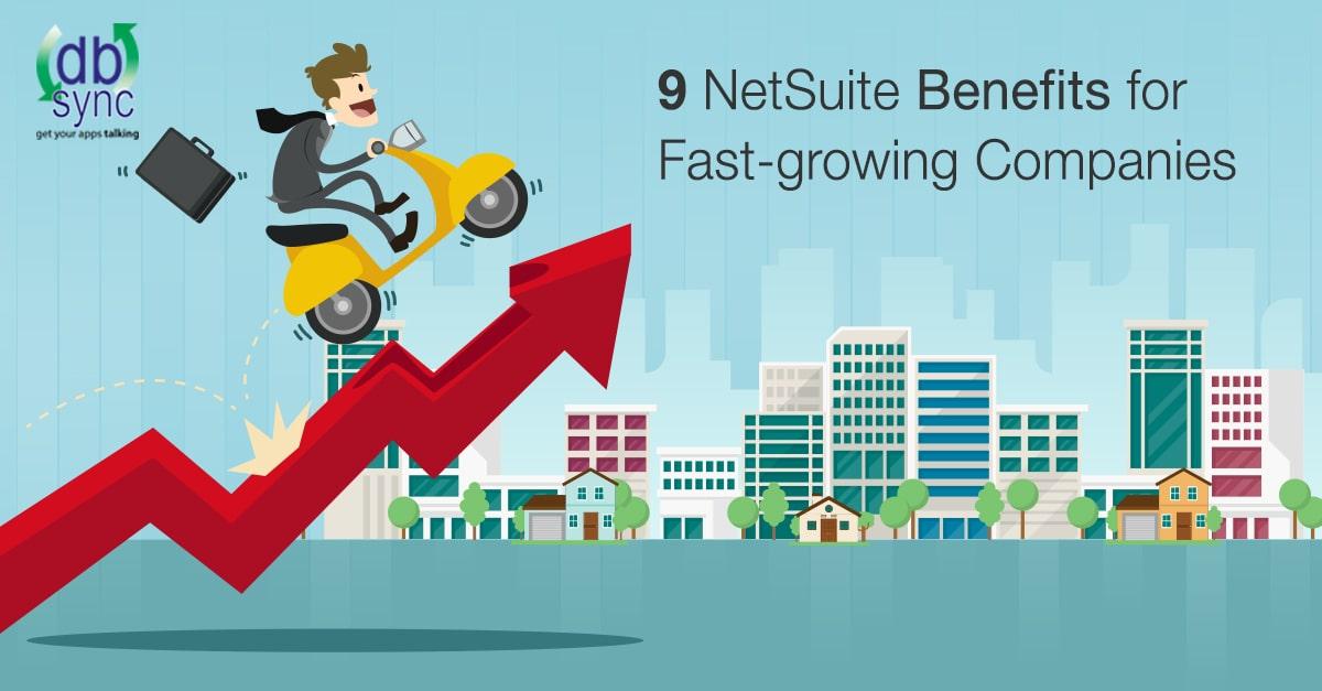 NetSuite integration, NetSuite benefits, NetSuite ERP