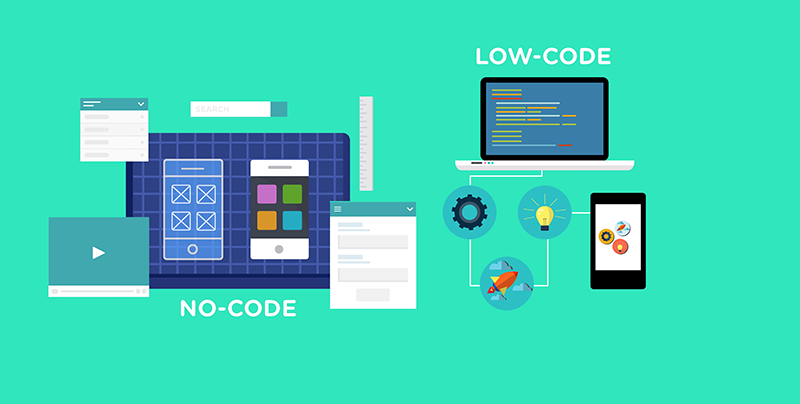 No-code and Low-code