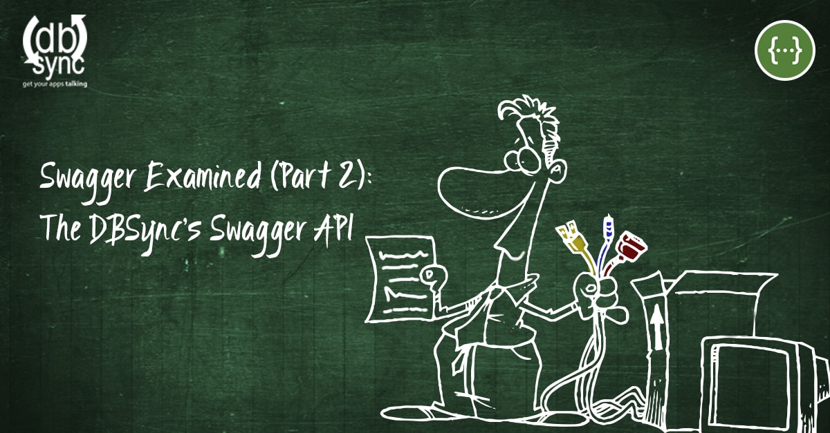 swagger connector, swagger integration, DBSync