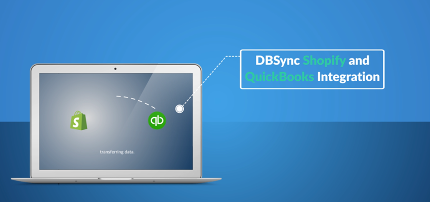 Shopify and QuickBooks Integration - DBSync