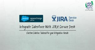 How tointegrate Salesforce and JIRA Service Desk
