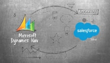 Microsoft Dynamics NAV & Salesforce video