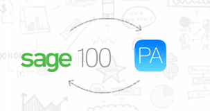 Sage100 and PocketAdvantage Integration