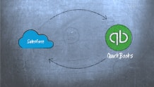Salesforce and QuickBooks integration video
