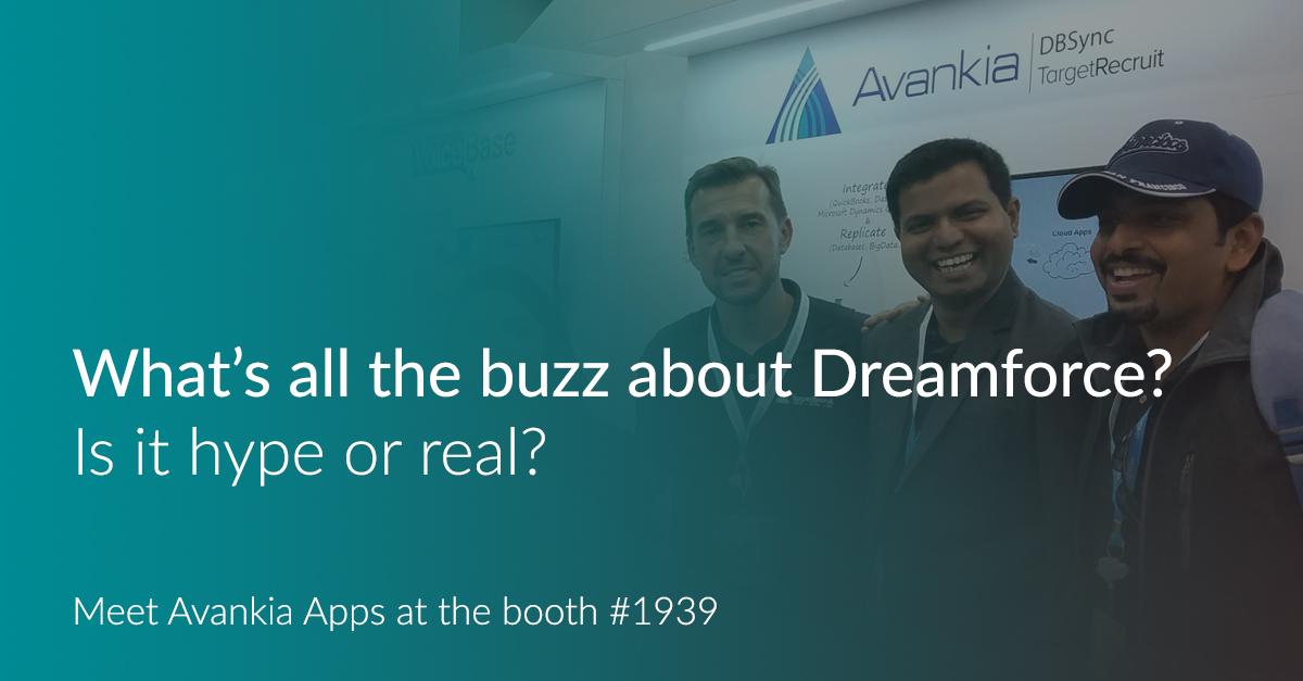 Avankia Apps at Dreamforce