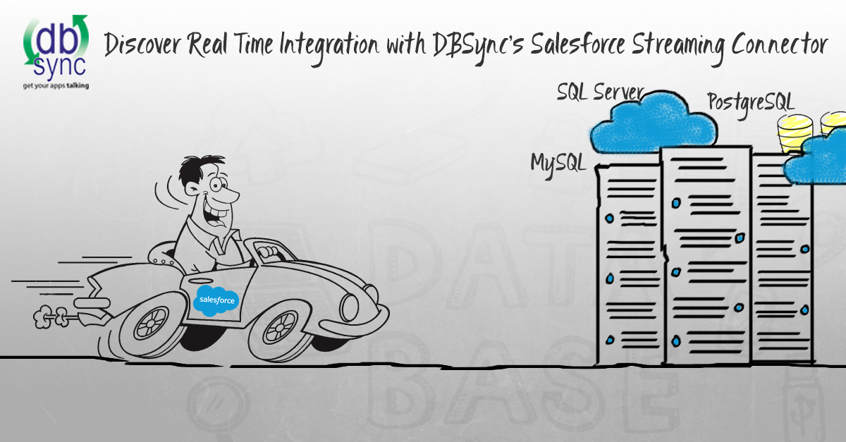 Real Time Salesforce Integration, DBSync